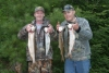 Jay and Dave with trout 09.JPG